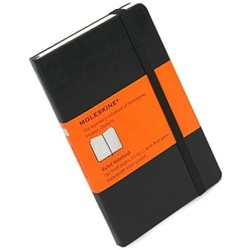 Randy Cantrell's favorite Moleskine notebook