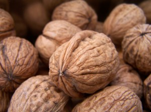 Not tough as a walnut