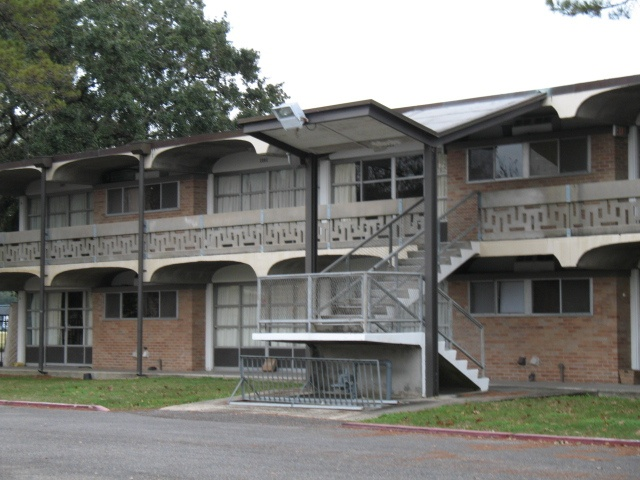 Our first home, LSU Married Student Housing