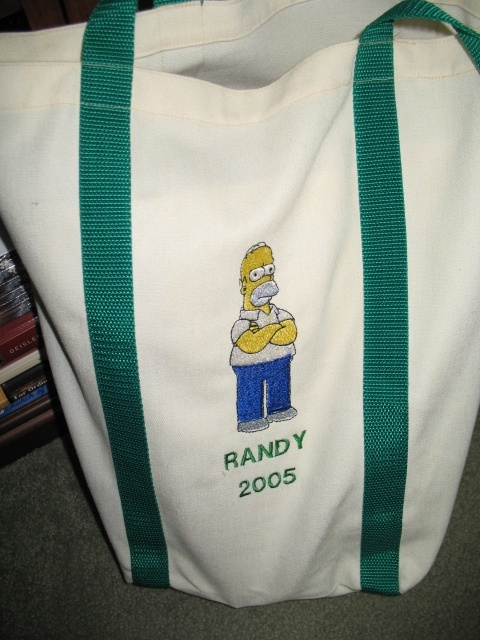Randy's Book Bag