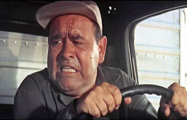 "Jonathan Winters in ""It's A Mad, Mad, Mad, Mad World"""
