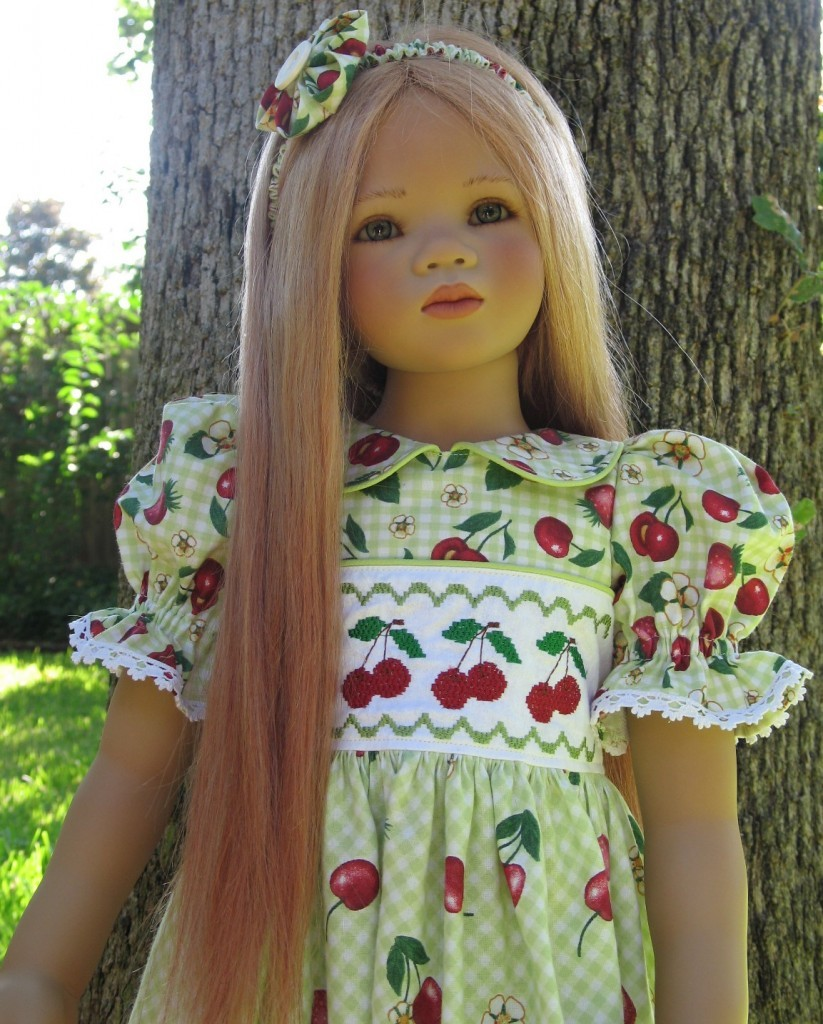 Custom Doll Dresses By Rhonda