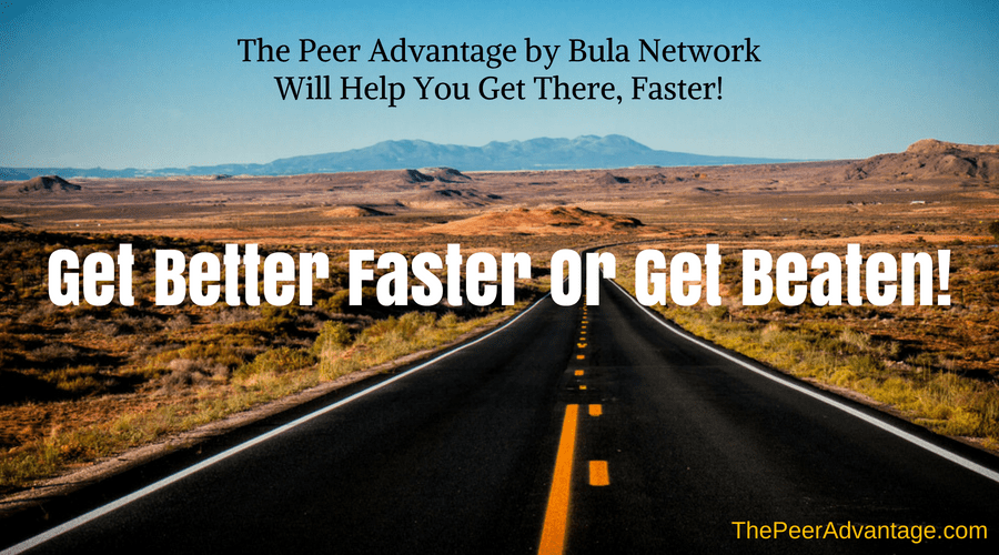 The Peer Advantage by Bula Network