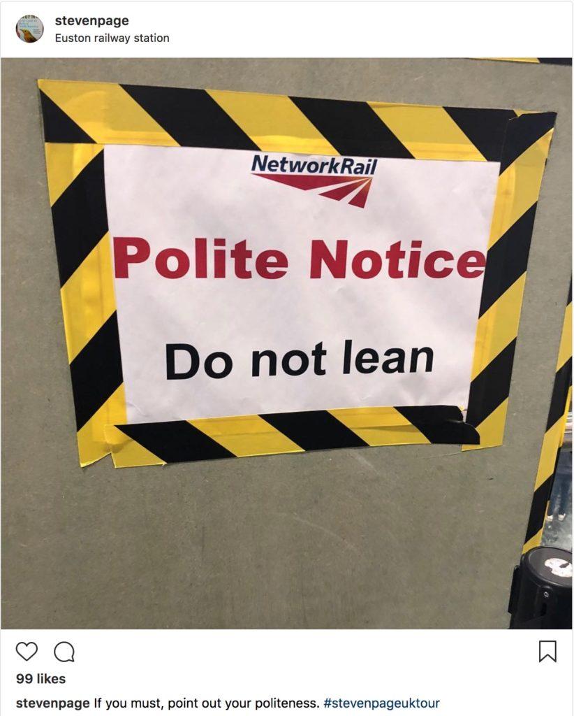 Polite-Instagram